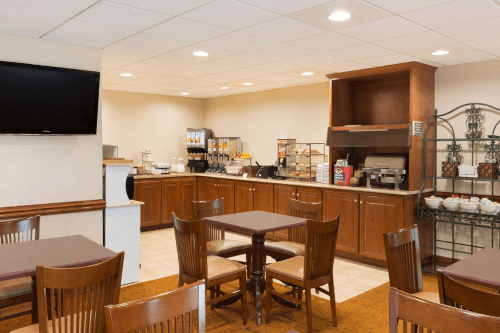 country inn and suites savannah midtown ontbijt.png