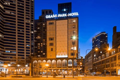 best western grant park hotel voorkant.png