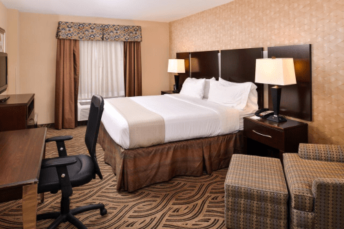 holiday inn fort worth north fossil creek kamer.png