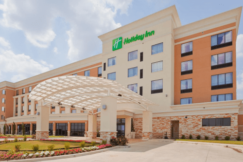 holiday inn fort worth north fossil creek voorkant.png