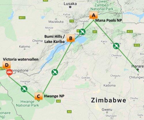 Sfeerimpressie Het beste van Zimbabwe (14 dagen)