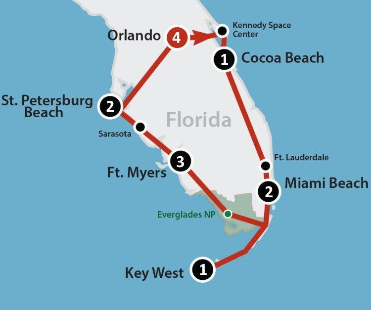 Kids Go Florida (15 dagen)