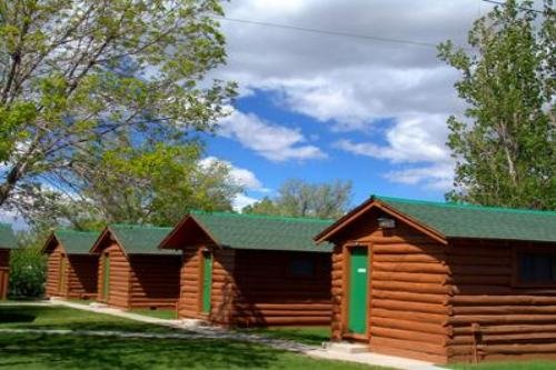 Buffalo Bill Cabin Village 001