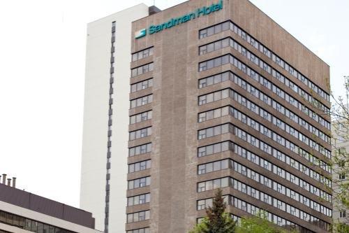 Sandman Hotel Calgary City Centre 001