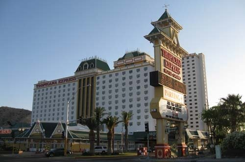 Tropicana Express Hotel & Casino