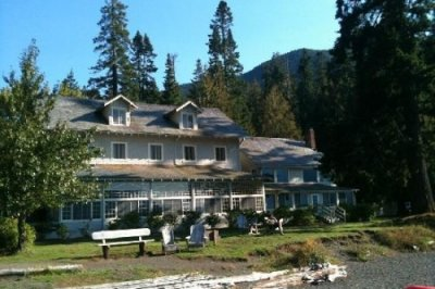 Lake Crescent Lodge 001