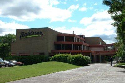 Radisson Hotel Corning  001