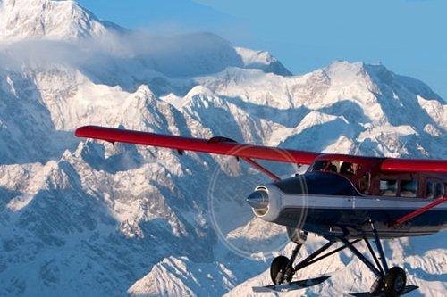 Langs de lodges van Alaska dag 08