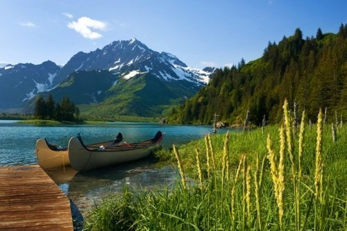 Langs de lodges van Alaska dag 10
