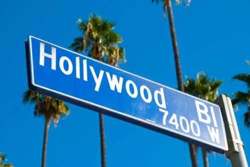 S3SFO130 Hollywood Los Angeles