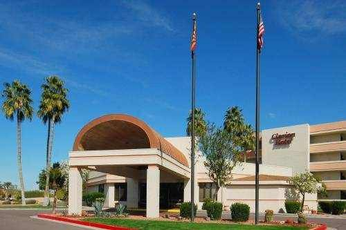 Clarion Hotel Phoenix Tech 001