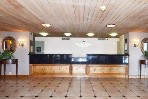 Clarion Hotel Amarillo 002