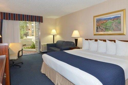 Clarion Hotel Amarillo 003