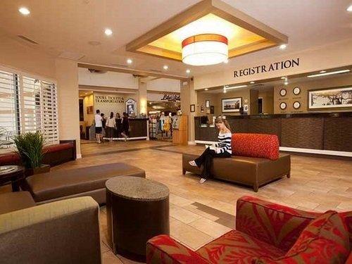 Clarion Inn Lake Buena Vista lounge