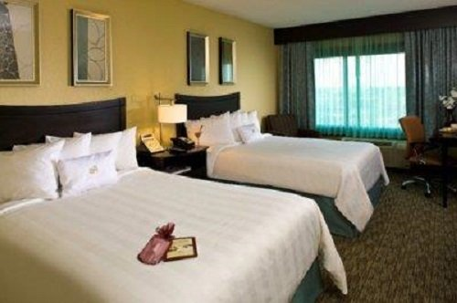 Crowne Plaza Hotel Memphis Downtown room