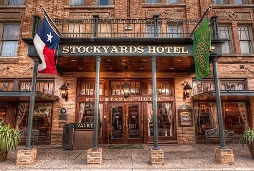 Stockyard Hotel building