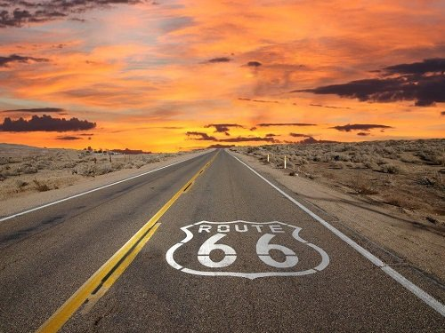 route 66 a