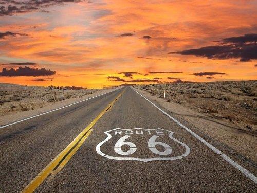 route 66 a