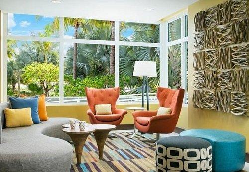 Fairfield Inn & Suites lobby