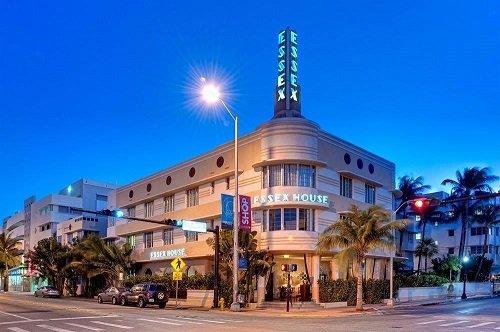 essex hotel building