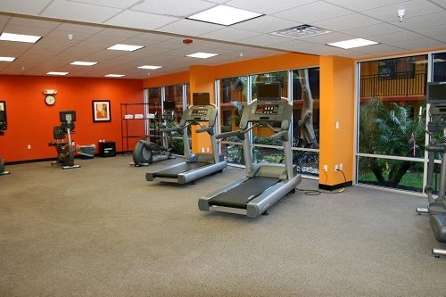 coco key water resort orlando fitness