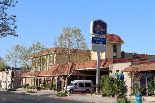Best Western PLUS South Bay building