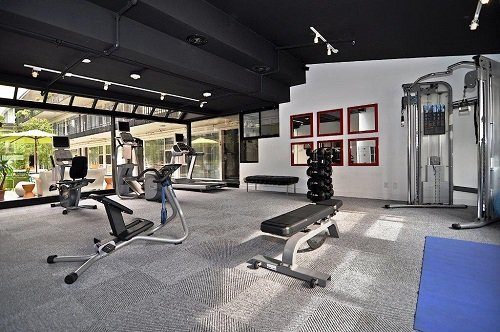 Best Western Plus Americania fitness center