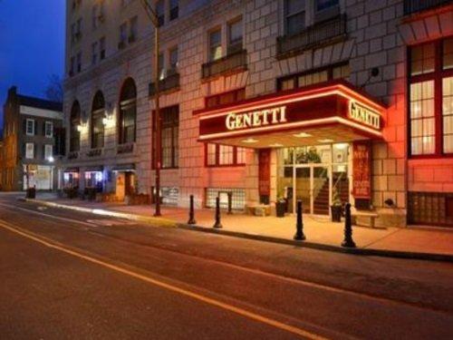 Genetti Hotel Williamsport