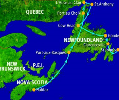 Circle Newfoundland & Labrador (14 dagen)