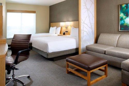 Hyatt Place Miami Airport East 2 queen bedroom