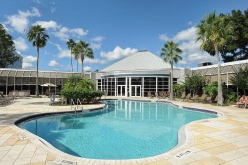 Park Inn by Radisson Orlando Resort zwembad II
