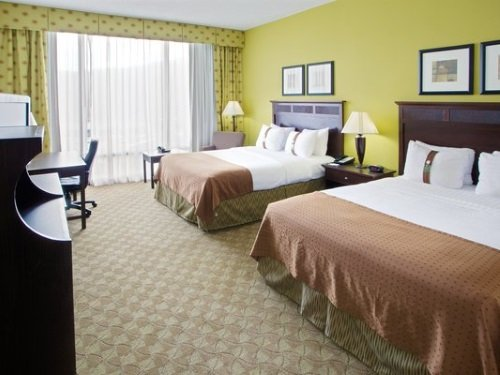 Holiday Inn Tanglewood kamer