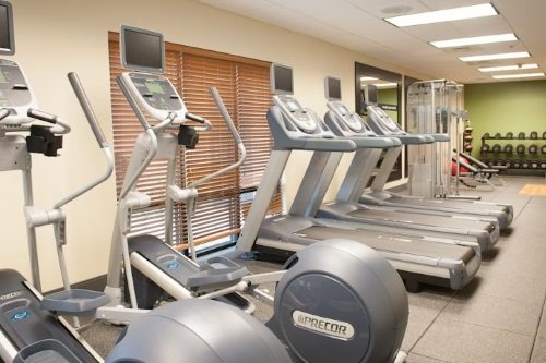 Hampton Inn Pensacola fitness