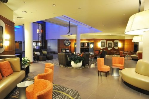 Radisson Resort Orlando Celebration lounge