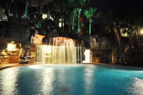 Radisson Resort Orlando Celebration waterval