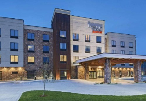 Fairfield Inn & Suites Cheyenne Southwest entree