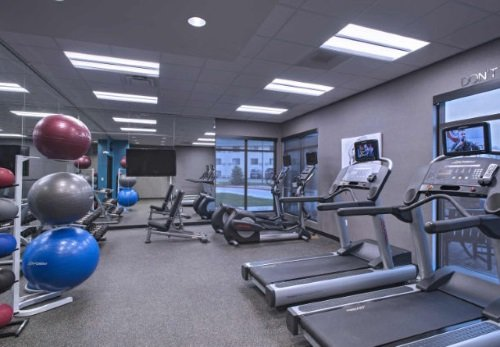 Fairfield Inn & Suites Cheyenne Southwest fitness center