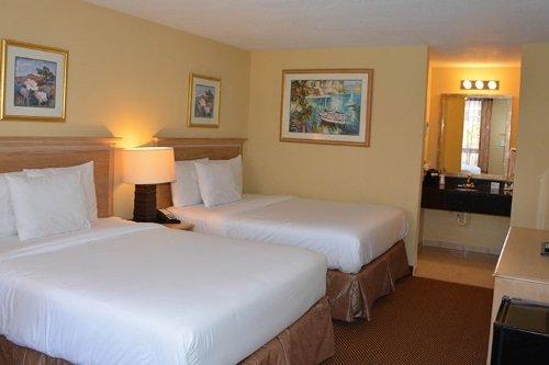 Grand Hotel Orlando kamer