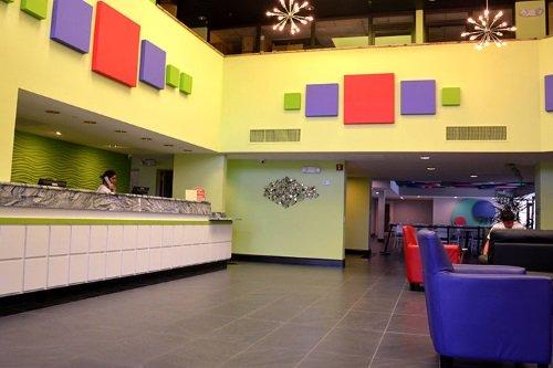 Grand Hotel Orlando lounge receptie