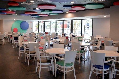 Grand Hotel Orlando lounge restaurant