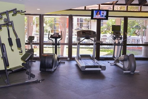 Grand Hotel Orlando lounge fitness