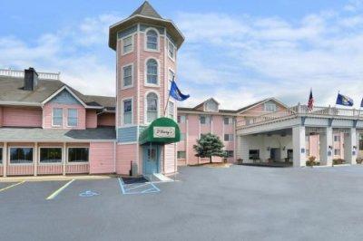 Best Western Greenfield Inn buitenkant