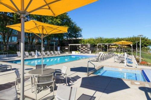 Marina Inn Hotel buitenzwembad