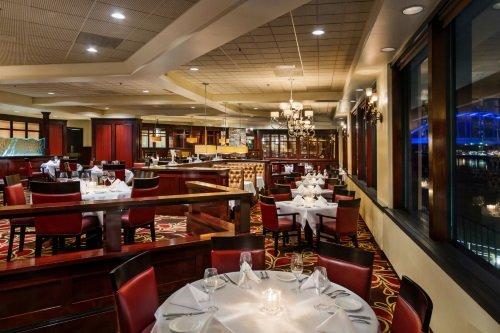 Marina Inn Hotel restaurant