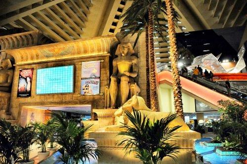 Luxor Las Vegas lobby