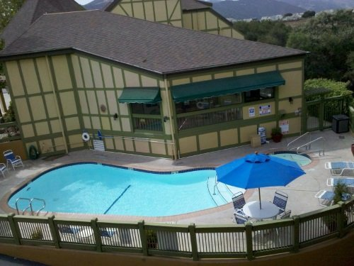 Holiday Inn Express Solvang zwembad
