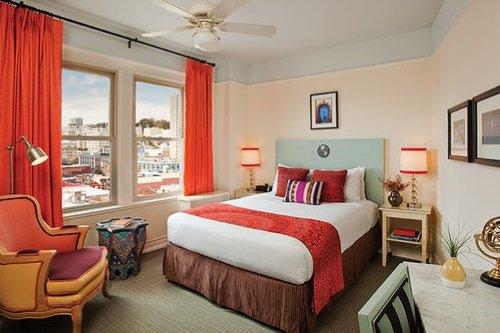 Hotel Carlton San Francisco kamer