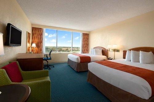 Ramada Gateway Hotel Kissimmee kamer