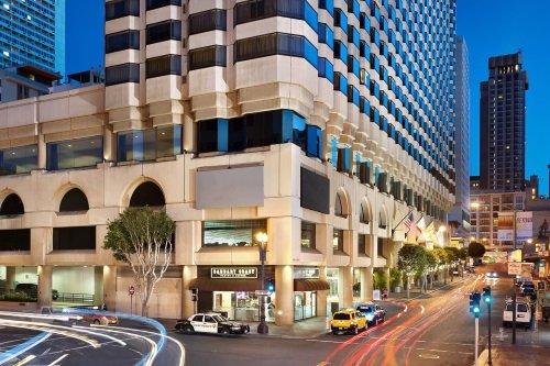 Hilton Parc 55 San Francisco Union Square buitenkant