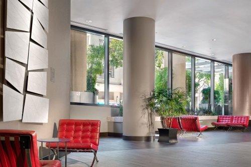 Hilton Parc 55 San Francisco Union Square lounge